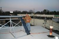 Holding the Solar Project