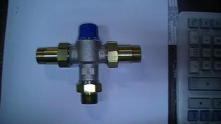 Reliance IS102 Tempering Valve: HeatGuard accuracy of out let temperature is 3°C