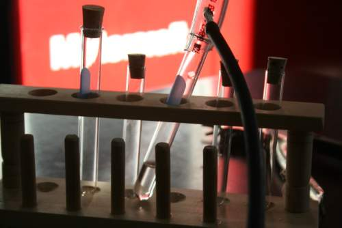 Water in Test Tube